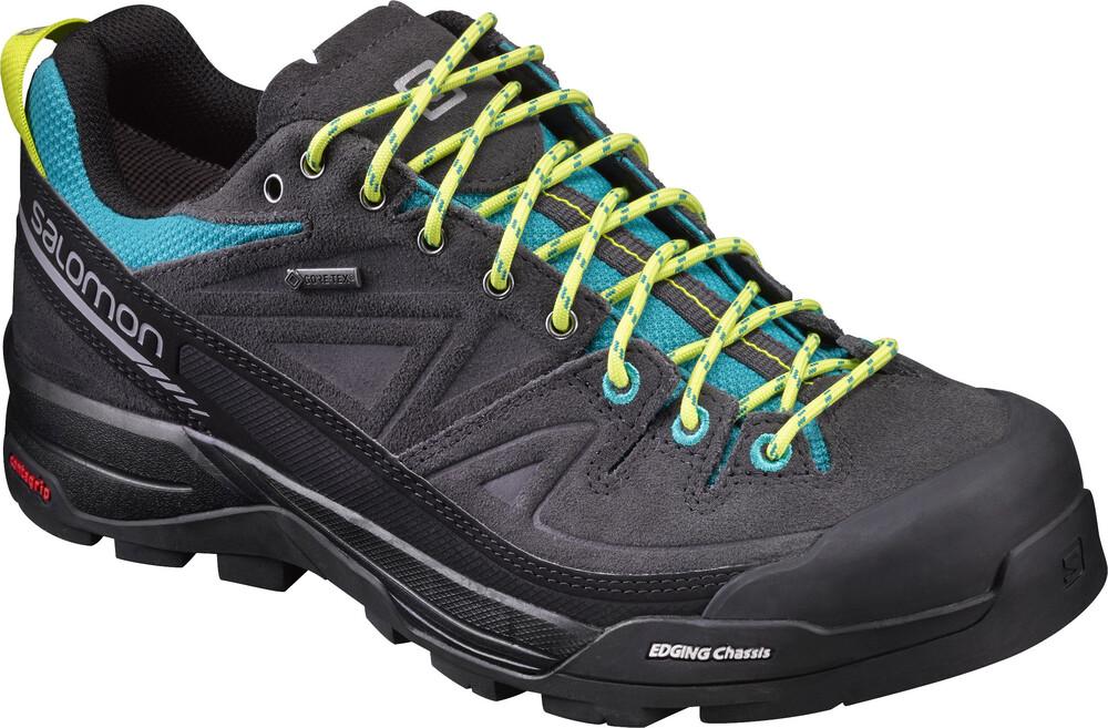 Salomon X Alp LTR GTX Chaussures gris